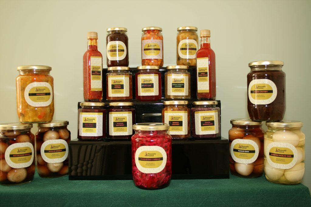 Chutneys and sauces