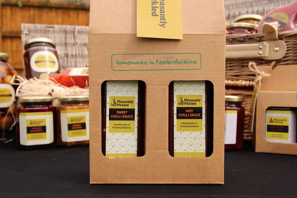 Chilli Sauce Gift Carton